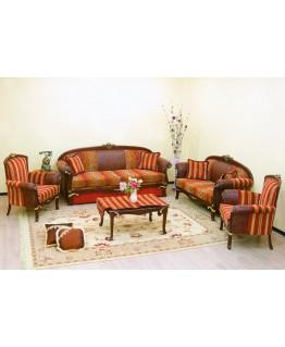 Комплект мягкой мебели Лотос–М Башак 3+2+1+1
