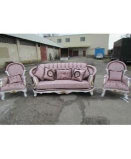 Комплект мягкой мебели Лотос–М Луис 3+1+1