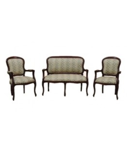 Комплект мягкой мебели Лотос–М LM 350