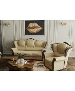 Комплект мягкой мебели Шик Галичина Герцог 3+1