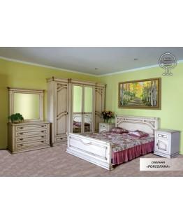 Спальня ЮрВит Роксолана (дерево)