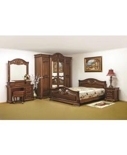 Спальня ЮрВит Орхидея (комплект)