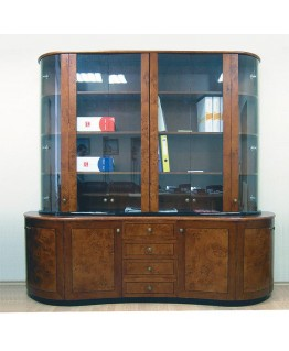 Шкаф книжный Диал Антарес -CB W039