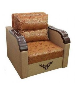 Кресло-кровать Катунь Этюд (с накладками)