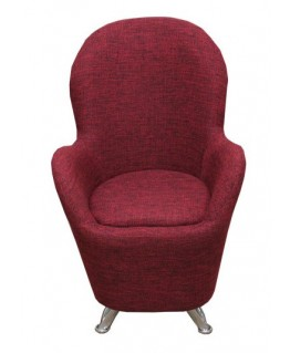 Кресло Катунь Жасмин (высокая спинка)