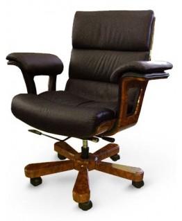 Офисное кресло Диал Флоренция конференционное низкое