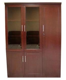 Шкаф книжный Диал DCB 304