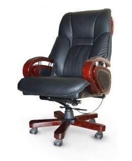 Кресло руководителя Диал Спрингс (кожа)