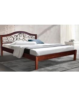 Кровать МИКС-мебель Элегант Илона 1,6