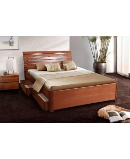 Кровать Олимп Марита Люкс (с ящиками)