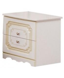 Тумба прикроватная Свит меблив Луиза (два ящика)