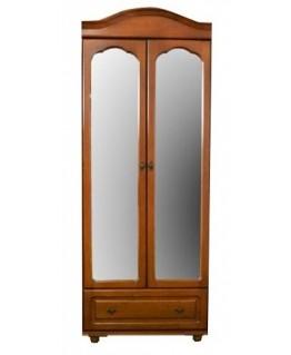 Шкаф ЮрВит Эльза 2-х дверный