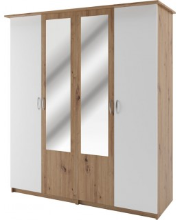 Шкаф Світ Меблів Ким 4-х дверный