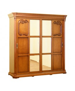 Шкаф ЮрВит Камелия 2-х дверный