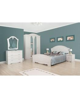 Спальня Світ меблів Луиза (МДФ)