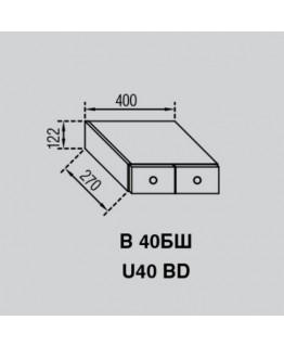 Кухонный модуль Свит меблив Валенсия В 40БШ