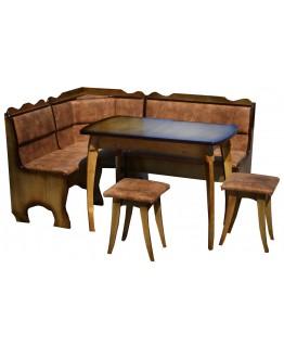 Кухонный уголок МИКС-мебель Даллас 04