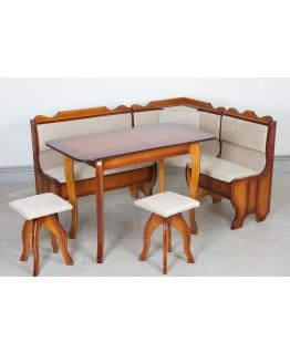 Кухонный уголок МИКС-мебель Ромео 02