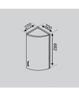 Кухонный модуль Свит меблив Оля В 32КЗЗ