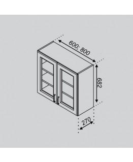 Кухонный модуль Свит меблив Оля В 60Ск