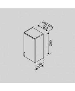 Кухонный модуль Світ меблів Тюльпан В 30