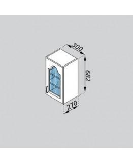 Кухонный модуль Свит меблив Тюльпан В 30Ск