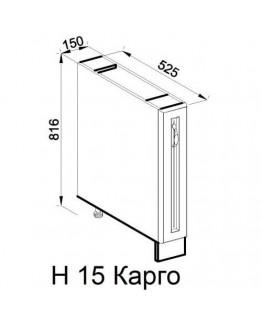 Кухонный модуль Свит меблив Роксана Н 150 Карго