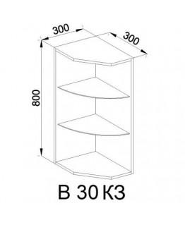 Кухонный модуль Світ меблів Роксана В 30 КЗ
