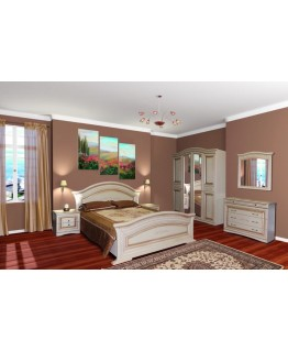 Спальня Світ меблів Николь (ДСП)