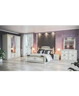 Спальня Світ меблів Жасмин (мдф)