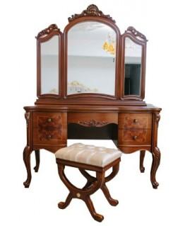 Туалетный столик СВ София Флоренция с зеркалом