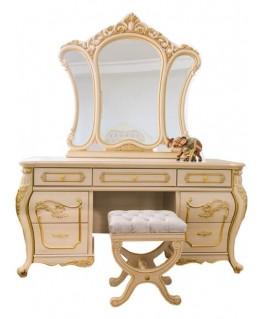 Туалетный столик СВ София Милан с зеркалом
