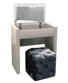 Тумба прикроватная СВ София Тиффани с зеркалом