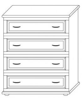 Комод ТеМП Мебель К 3
