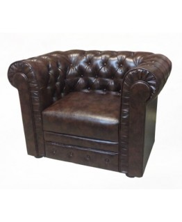 Кресло Элегант БЦ Честер 1