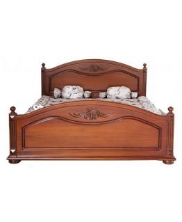 Кровать Элеонора стиль Элизабет 1,6 (дерево)