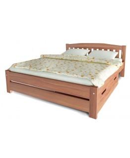 Кровать ТеМП Мебель Альфа 4 (1,6)