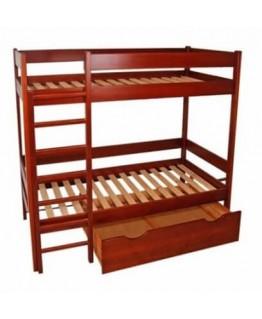 Двухъярусная кровать ТеМП Мебель К (без бельевого ящика)