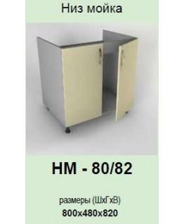 Кухонный модуль Garant Гламур НМ-80/82