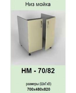 Кухонный модуль Garant Модест НМ-70/82
