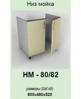 Кухонный модуль Garant Платинум НМ-80/82