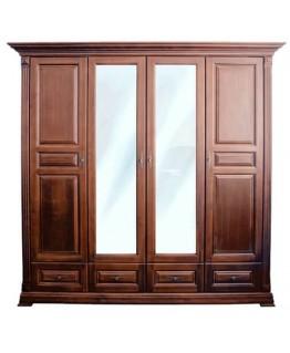 Шкаф Элеонора стиль Элеонора 4-х дверный