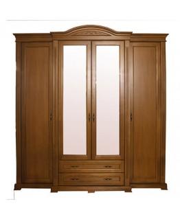 Шкаф Элеонора стиль Роксолана 4-х дверный