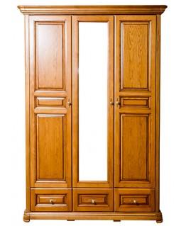 Шкаф Элеонора стиль Виктория 3-х дверный