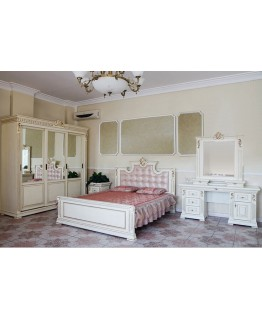 Спальня Элеонора стиль Мария (дерево)