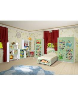 Детская комната Світ меблів Мульти модульная