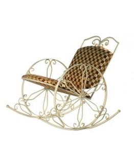 Кресло - качалка МеталлАрт Верона 1