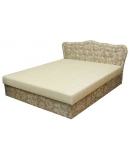 Кровать Катунь Ева 1,6 (с мягким изголовьем)