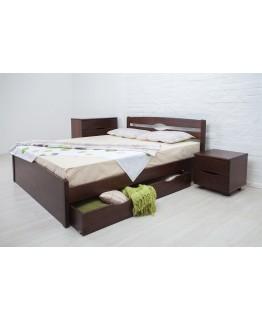 Кровать Олимп Лика Люкс 1,8 (с ящиками)