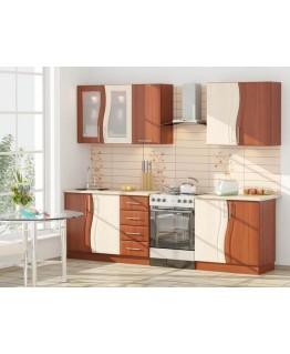 Кухонный гарнитур Комфорт мебель Волна КХ-23